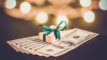 Guía para dar propinas o regalos durante esta Navidad