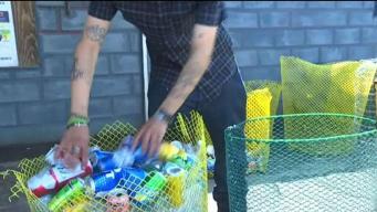 Informan pérdidas por reciclaje en California