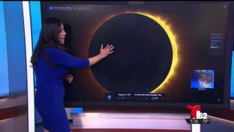 Conoce en detalle información sobre el eclipse