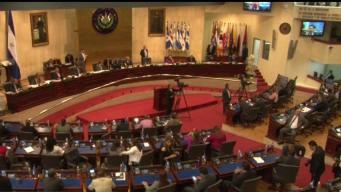Investigan corrupción en Asamblea Legislativa