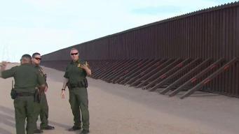 [Investigan muerte de agente fronterizo