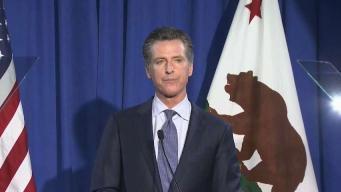 Newsom busca atacar problema de desamparados en CA