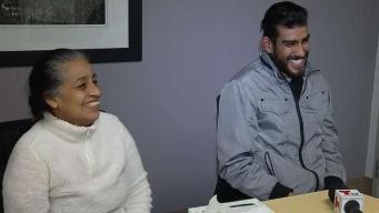 Madre donó su riñón para salvar a su hijo