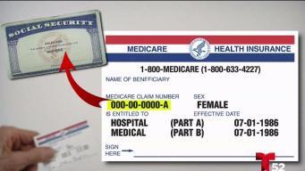 Medicare emite tarjetas sin número de seguro social