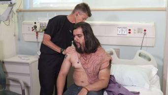Médicos cambiarán vida de hombre con rara enfermedad