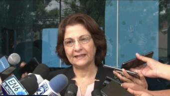Ministra de educación denuncia casos de corrupción
