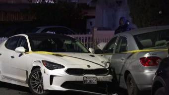 Mujer embarazada apuñalada durante robo de auto