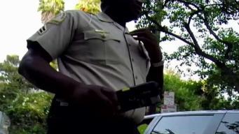 Mujer recibe multa injusta después de ser robada