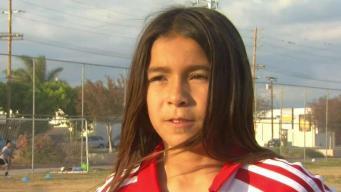 Niño en camino de convertirse en estrella de fútbol