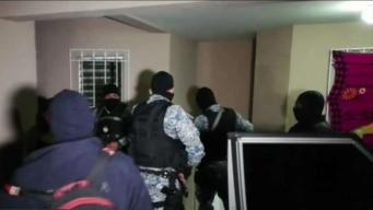 Operativo nacional contra pandilla MS-13