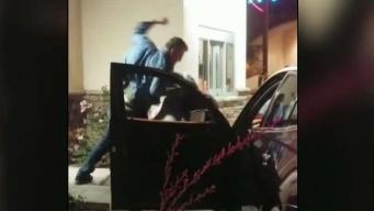Captado en video: otra pelea por Popeyes en Temécula