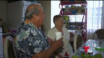 Pareja esperó casi tres años por un depósito de seguridad
