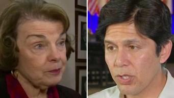 California elige entre 2 demócratas para el Senado
