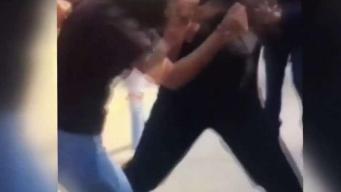 Peleas entre estudiantes no paran en Moreno Valley