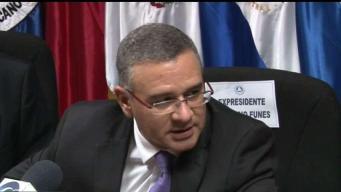 Revelan salario del expresidente Funes