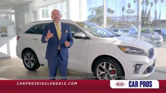 Car Pros Kia-Glendale te puede ayudar a ahorrar $3500