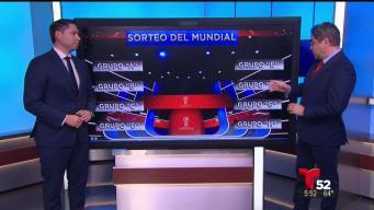 Saúl Rodríguez y Alejandro Navarro analizan el sorteo FIFA