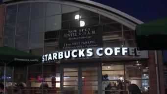 Starbucks anuncia cajas para jeringas en tiendas
