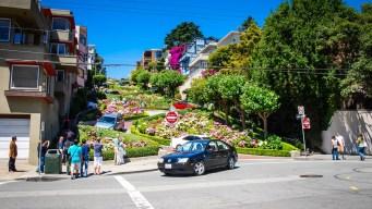 Aprueban cobro para transitar por Lombard Street en SF