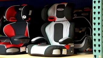 Graco retira miles de sillas de autos para niños