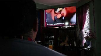 Empresa de envíos entrega el televisor equivocado