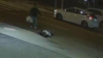 Mujer atropellada en Boyle Heights