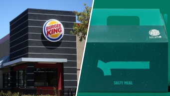 "Burger King lanza comidas ""infelices"" por una buena causa"
