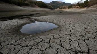 "Reporte: Gran parte de California ""anormalmente seca"""