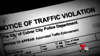Consecuencias por ignorar multas por semáforos de infracción