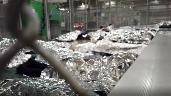 Así es un centro de procesamiento de inmigrantes