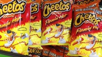 Único en su tipo: crean restaurante de Flamin' Hot Cheetos