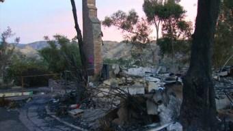 Continúan progresos en extinción de Incendio Creek