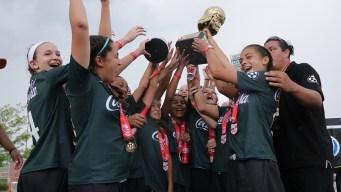 Denver: resultados Copa Coca-Cola® 2017
