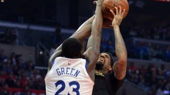 Durant domina a Clippers y Warriors toman ventaja 3-1