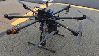 Comisión de policía del LAPD aprueba uso de drones