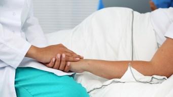 Mujer con muerte cerebral da a luz a varoncito