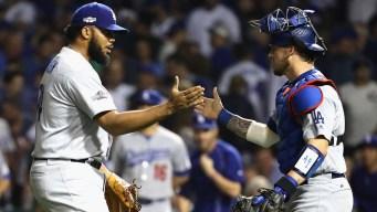 Los Dodgers ganan a los Cubs en segundo juego