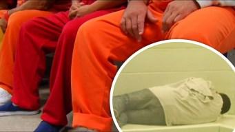 Inmigrantes en Adelanto inician huelga de hambre