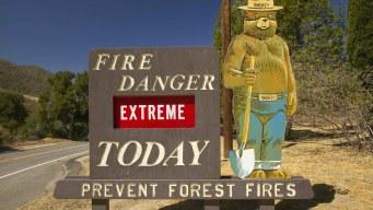 6 consejos para que te prepares ante incendios forestales