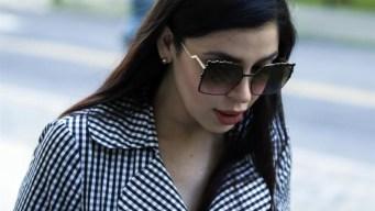 """Esposa de """"El Chapo"""" invita a diseñadores a colaborar"""
