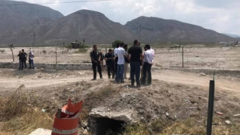 Hallan cuerpo del bebé robado en Nuevo León
