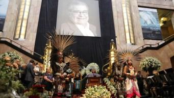 México despide con honores al mayor experto indigenista