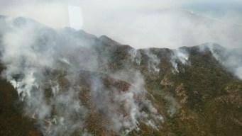 Oleada de incendios afecta a 18 estados