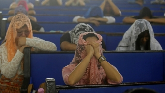 Por detención de líder religioso, fieles viven agresiones