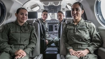 México: marina integra primera tripulación de mujeres
