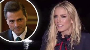 Supuesta novia de Peña Nieto cuenta cómo lo conoció