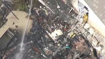 Continúa evaluación de daños tras explosión en Murrieta