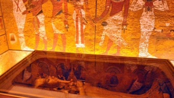 Tutankamón: reabren la tumba más famosa del mundo