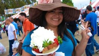 Fin de semana de diversión en Festival de las Fresas