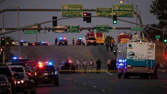 Oficial y sospechoso mueren en intercambio de disparos